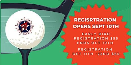 2021 Fall Open Golf Tournament tickets