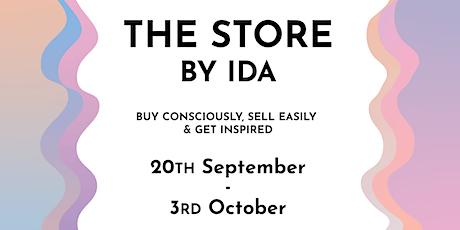 The Store - IDA pop-up shop tickets