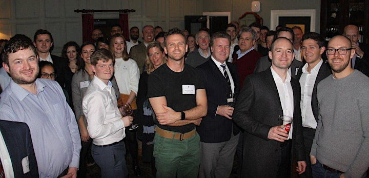 Drinks Evening for former pupils and staff of Bablake School image