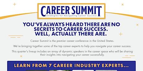 Career Summit tickets