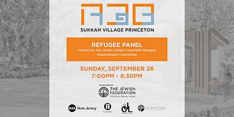 Sukkah Village Refugee Panel tickets