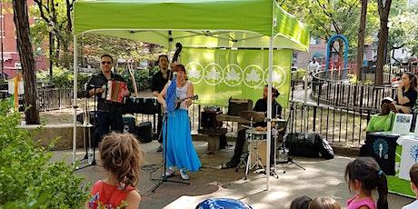 Concert at Ruppert Park: The Blue Dahlia tickets