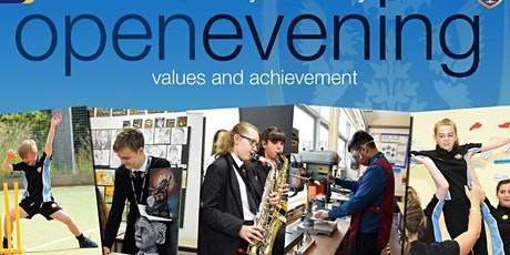 The Streetly Academy Open Evening & Open Mornings tickets
