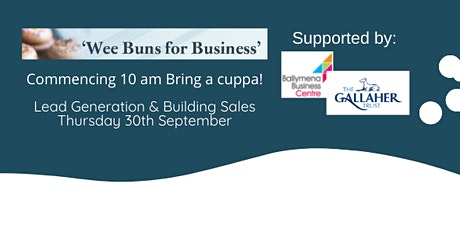 Lead Generation & Building Sales biglietti