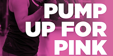 Pump Up For Pink! tickets