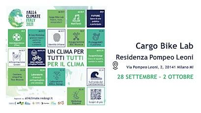 Cargo Bike Lab @Residenza Pompeo Leoni - 29.09 | La Cordata biglietti