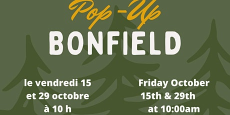 Bonfield Pop-up - In-person 0 - 6 yrs. tickets