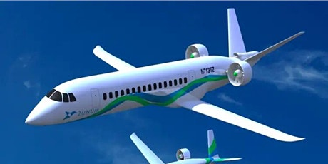 """""""The future of flight – electric aviation, supersonic, suborbital"""" tickets"""