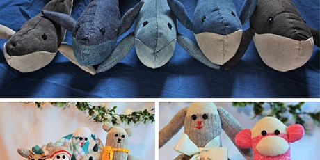 How To Make Stuffed Critters Class tickets
