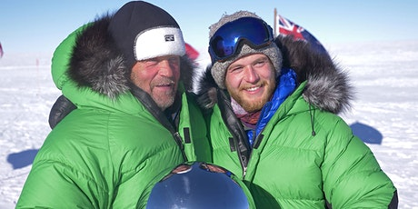 Lecture given by Robert Swan: Antarctica – a challeging world tickets