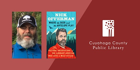A conversation with Nick Offerman tickets