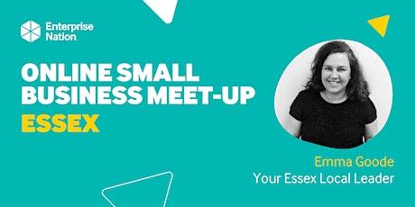 Online small business meet-up: Essex tickets