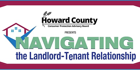 Navigating the Landlord-Tenant Relationship tickets