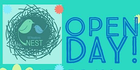 SENsations Nest Open Day! tickets