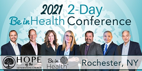 2-Day Conference - November  2021-Rochester, NY tickets