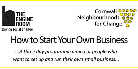 How to start your own business tickets