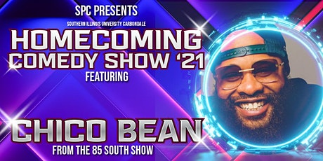 SPC Comedy Show featuring Chico Bean tickets