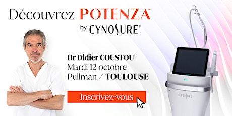 Découverte du Potenza à Toulouse - Mardi 12 octobre 19h30 billets