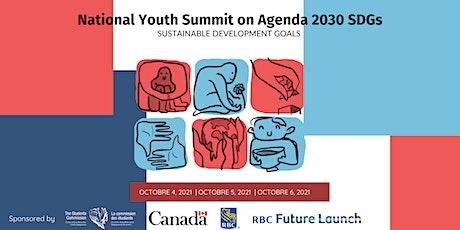 National Youth Summit on Agenda 2030 SDGs tickets