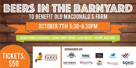 4th Annual Beers in the Barnyard tickets
