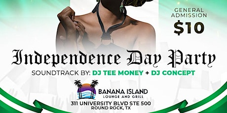 Naija Independence Day Party VIP Experience tickets