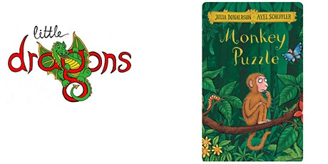 Little Dragons - It's Story Time! 'Monkey puzzle' tickets