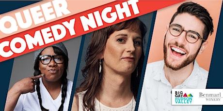 Queer Comedy Night @ Benmarl Winery tickets