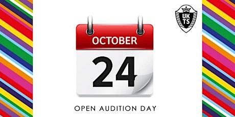 UKTheatreSchool Open Audition Day - October 24, 2021 tickets