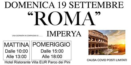 IMPERYALIVE A ROMA ''POMERIGGIO'' biglietti