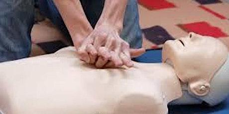 Peekskill VAC November 2021 Community CPR Class tickets