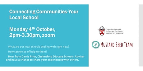 Connecting Communities - Your Local School tickets