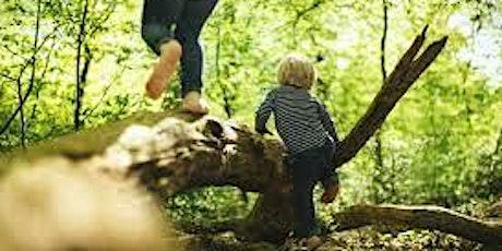 Jouons dans la forêt!/Forest playgroup billets