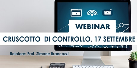 BOOTCAMP BALANCED SCORECARD CRUSCOTTO DI CONTROLLO, streaming 17 settembre biglietti
