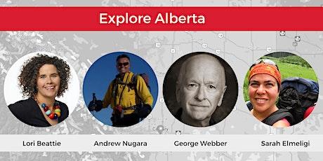 Explore Alberta Through the Eyes of Alberta Explorers tickets