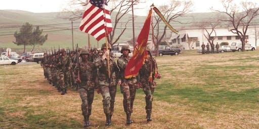 Marine Barracks/Marine Corps Security Force Company NWS Concord, CA Reunion