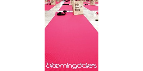 PINK Yoga with Bloomingdale's On Screen (virtual) tickets