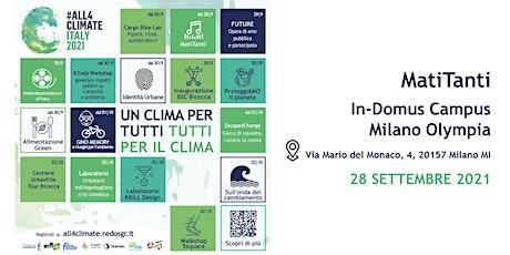 MATITANTI @In-Domus Campus Milano Olympia - 28.09 2° turno | Buji biglietti