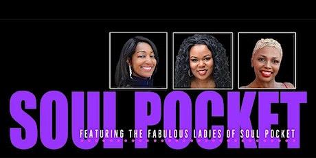 Soul Pocket Live November 26 tickets