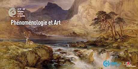 Séminaire Phénoménologie et art billets