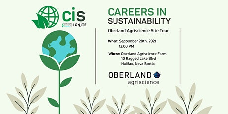 Oberland Agriscience Inc. Site Tour tickets