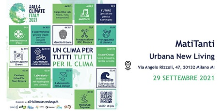 MATITANTI @Urbana New Living - 29.09 1° turno | Buji biglietti