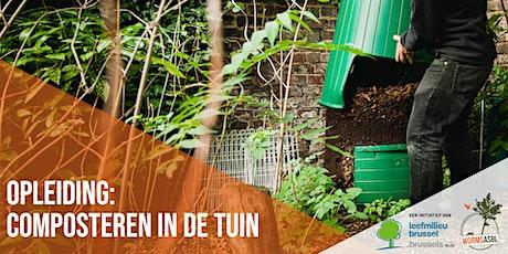 OPLEIDING: Composteren in de tuin tickets