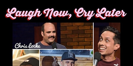MFNP Presents: Laugh Now, Cry Later- Comedy Show tickets