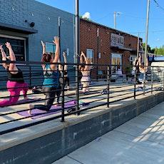 Yoga @ Free Will Craft + Vine - NODA tickets