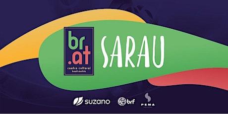 Sarau #2 Brazil-Austria Cultural Center Tickets