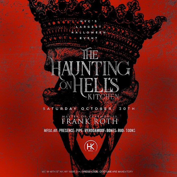 THE HAUNTING ON HELL'S KITCHEN image