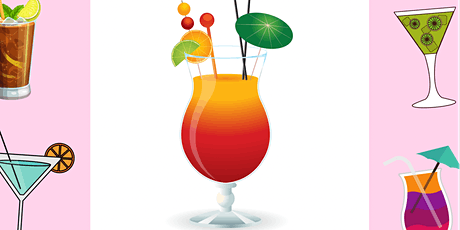 SOBER CURIOUS MEET UP - ALCOHOL FREE COCKTAILS tickets