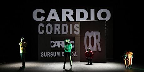 CORAZONES, METEORITOS Y UNA ENFERMEDAD RARA - Azar Teatro - TEATRO entradas