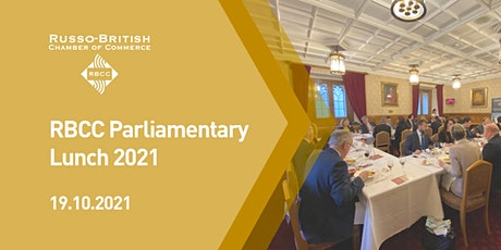 RBCC Parliamentary Lunch 2021 tickets