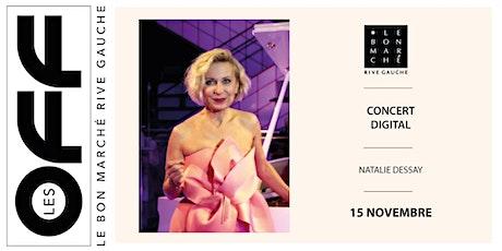 Les OFF: Concert digital de Natalie Dessay billets